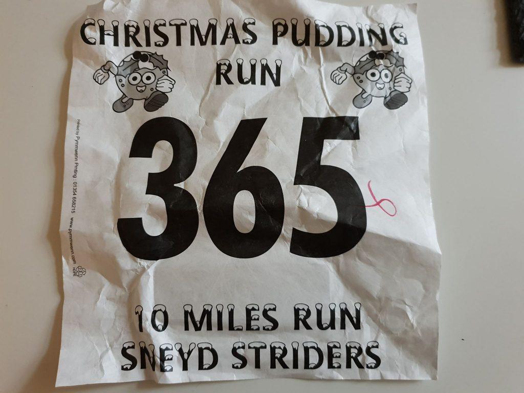 Sneyd 10 Mile 2019 Race Number